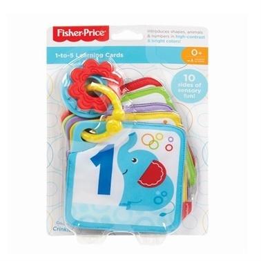 Fisher Price Fisher Price Mini Yumuşak Kitap Renkli